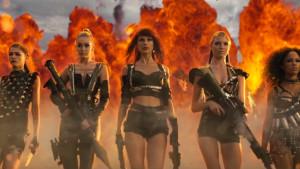 Taylor Swift(テイラー・スウィフト)の新曲『Bad Blood』のPVがかっこよすぎると話題に!