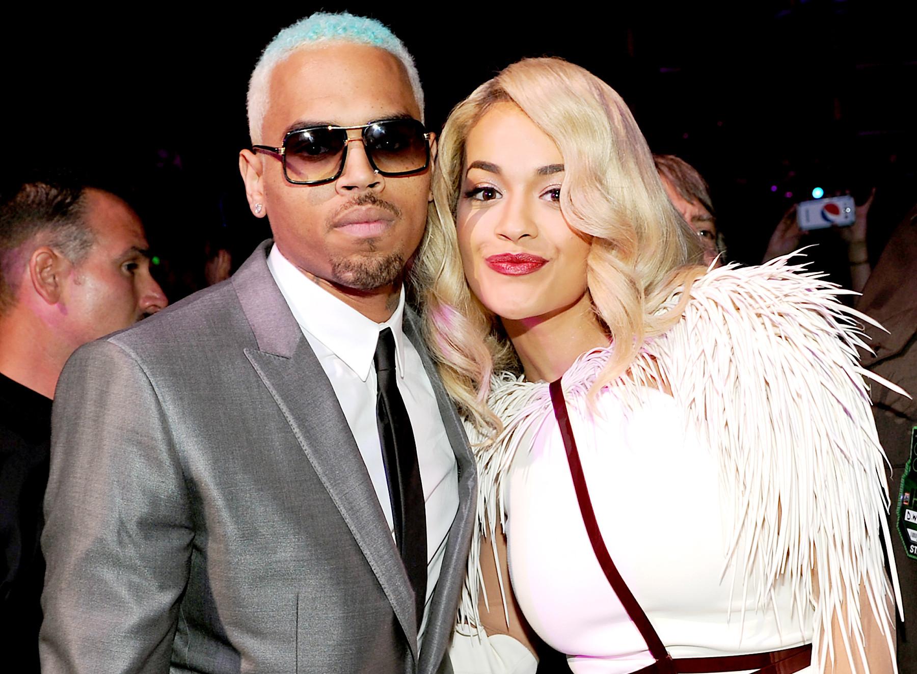 """Chris Brown(クリス・ブラウン)を迎えたRita Ora(リタ・オラ)の新曲""""Body On Me""""のPVが公開!"""