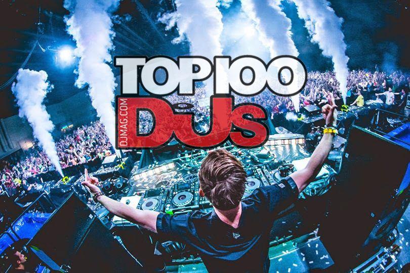 コレを見ればEDMのトレンドが一目で分かる!『DJ Mag TOP 100 DJ』とは!