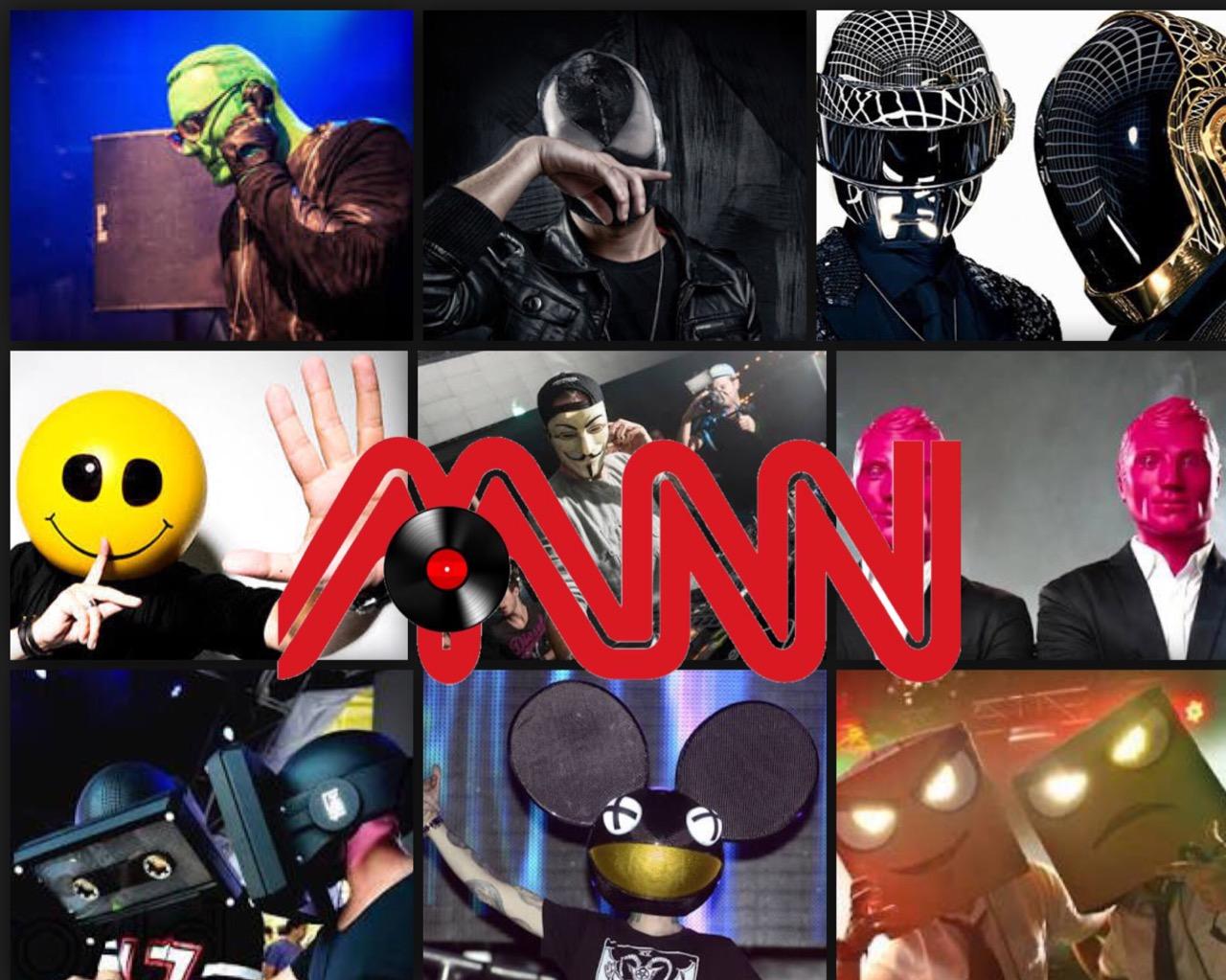 マスクやヘルメットを付けている一風変わったDJ10組を紹介!