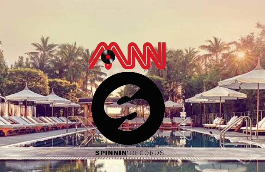 世界的に有名なEDMレーベル『Spinnin' Records』によるニューパーティーが開催!