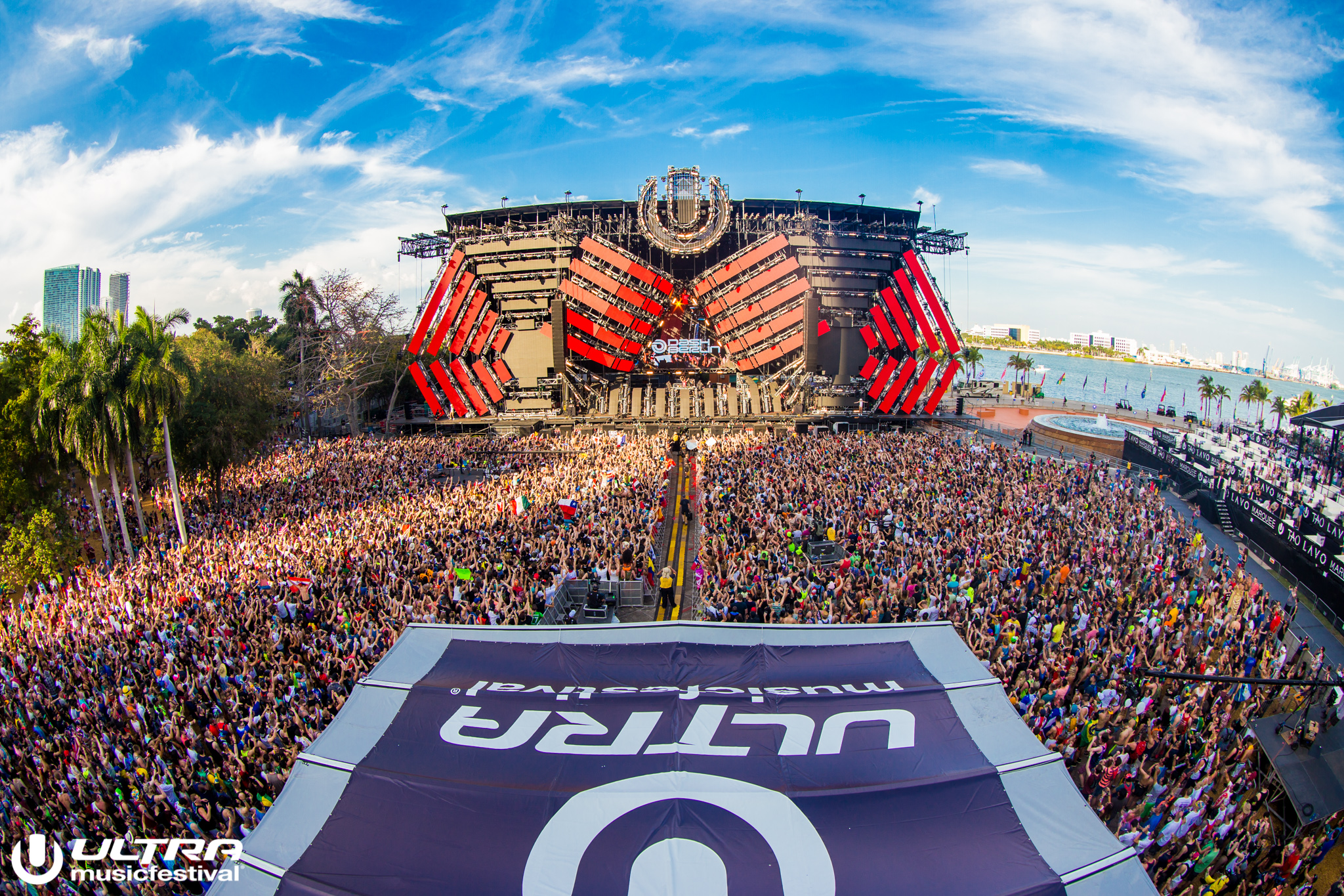 EDMKevin for Ultra Music Festival 2