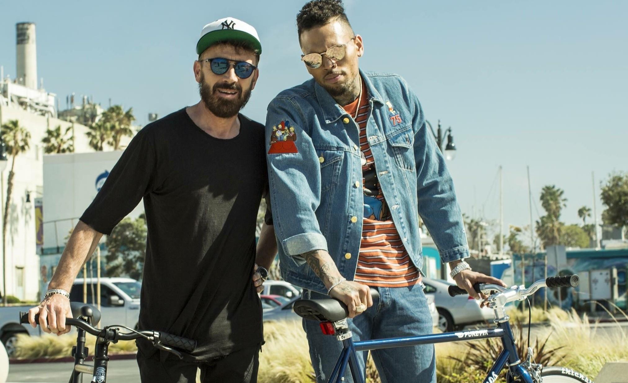 Chris Brown × Benny Benassi がこの夏にピッタリの新曲をリリース!