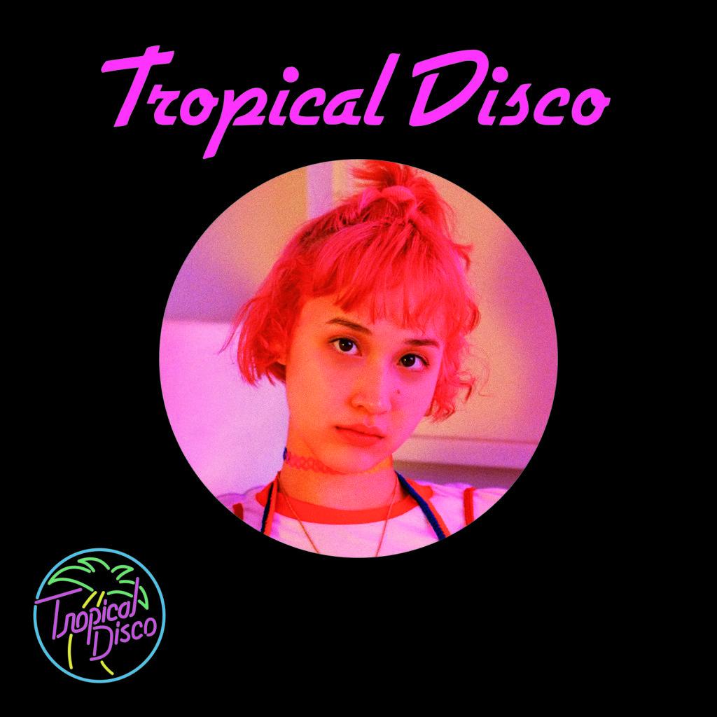 TropicalDiscoジャケ写データ
