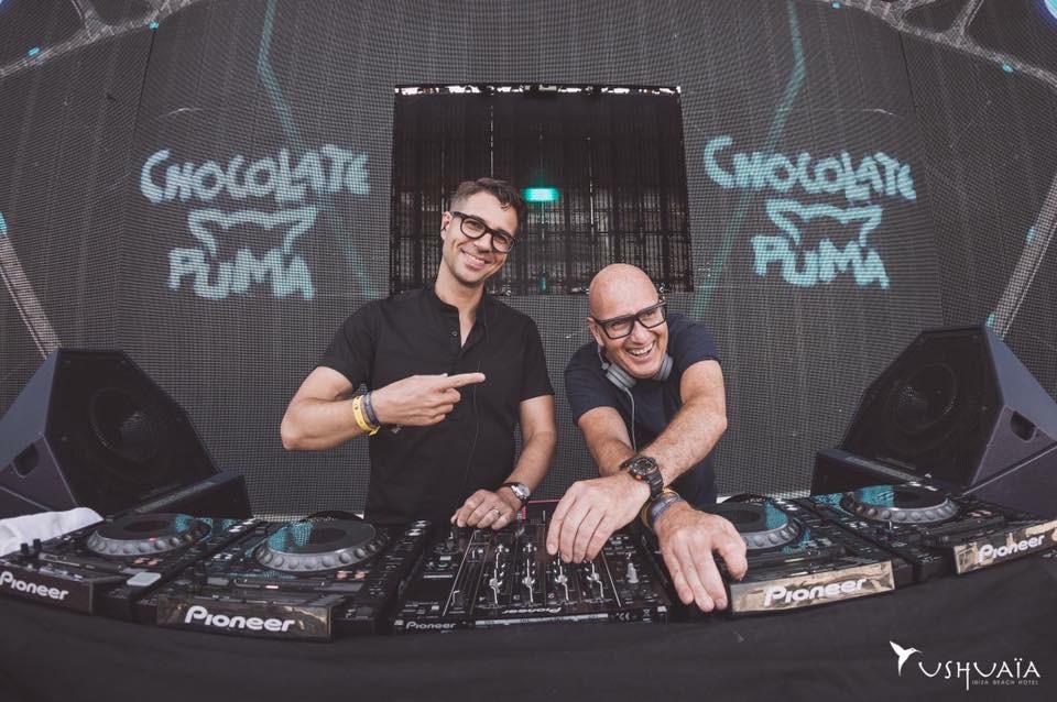数多くのステージネームを持つベテランデュオ、Chocolate Puma(チョコレート・プーマ)とは!