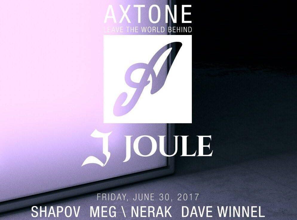東京・大阪で「Axtone Night」開催!開催を記念してTAKU-HERO × $HOWGO × MNNでMixを制作しました!