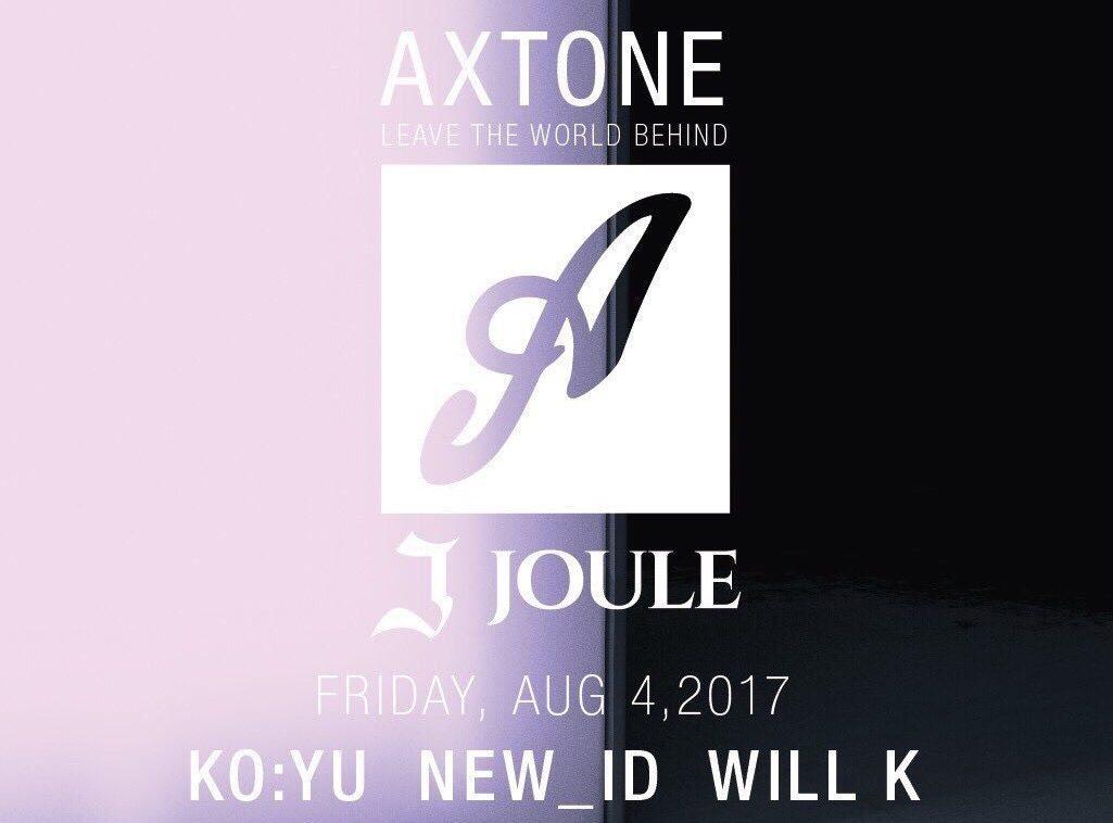 8月4日(金) 第2回目の「Axtone Night」がjouleで開催!【TAKU-HERO×$HOWGO×MNNによるAxtone Mixあり!】