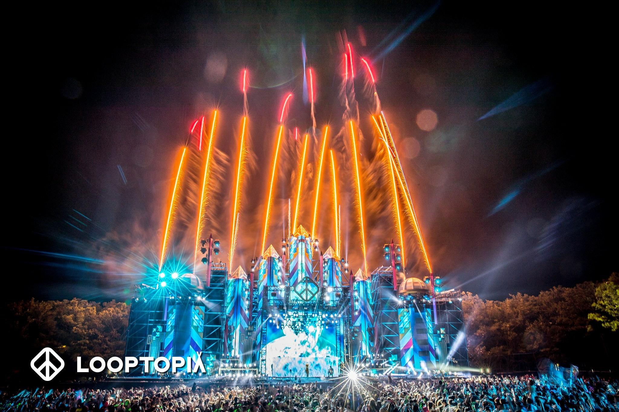 【徹底調査】ラインナップが豪華すぎる!台湾最大級のEDMフェス「Looptopia Music Festival」の魅力を紹介!
