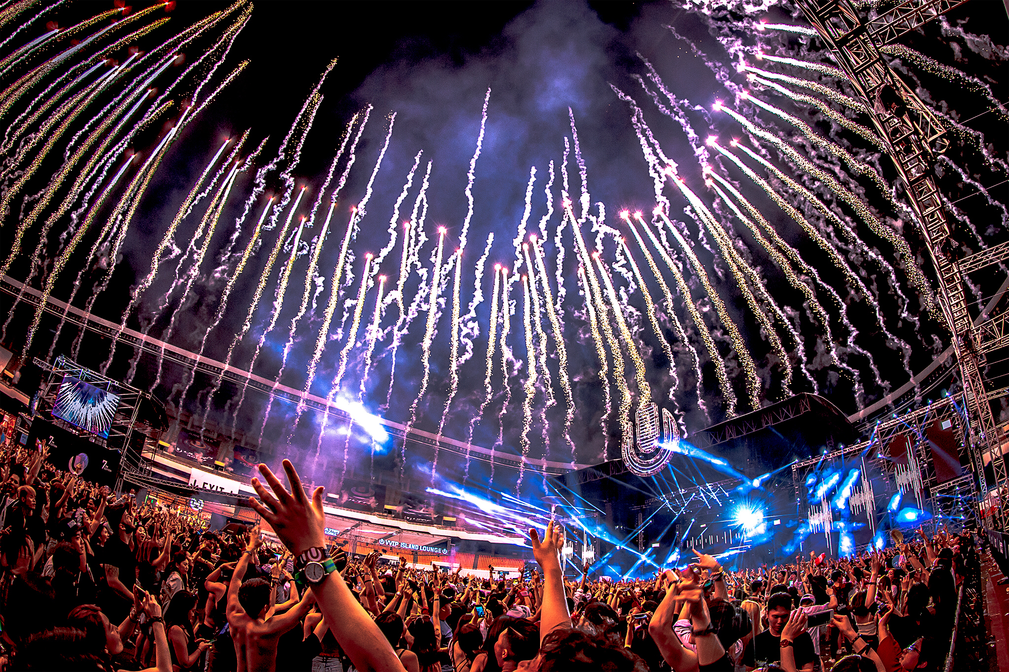 15万人が来場!ZeddやThe Chainsmokers, David Guettaらが出演した「ULTRA KOREA 2018」をレポート!