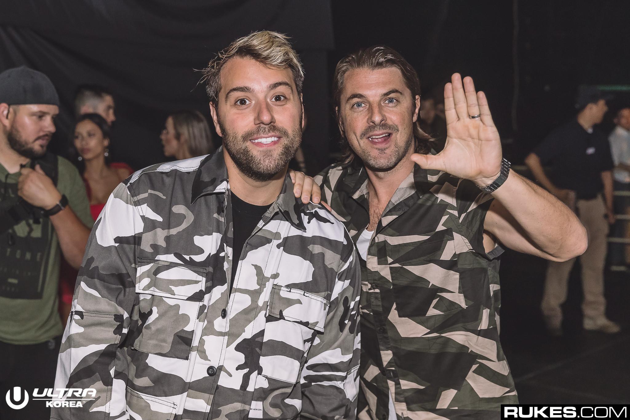 Axwell Λ Ingrossoプロジェクトが終了!?Swedish House Mafiaの再始動についてSebastian Ingrossoが語る!
