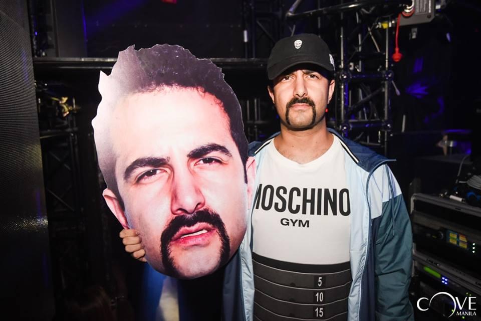 Valentino Khanがフィリピンの人気ファーストフードチェーン店のCMソングをリミックス!?