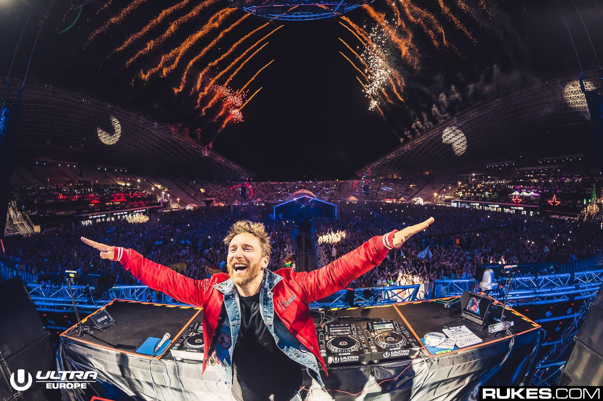 David Guettaが別名義「Jack Back」としてニューアルバム『7』の収録曲を使ったミックスを公開!