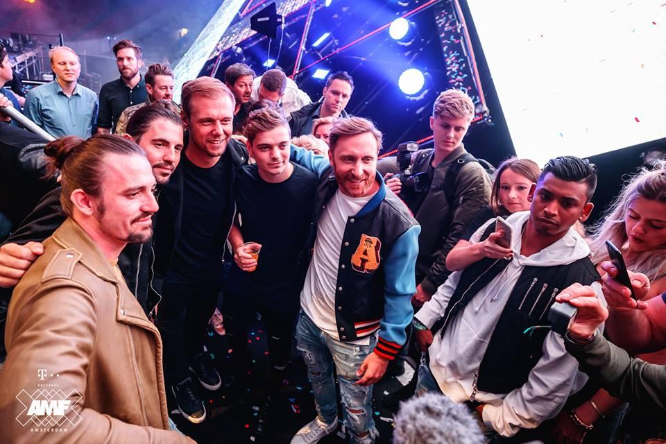 世界の人気DJランキング「DJ Mag Top 100 DJs 2018」が発表!Martin Garrixが3連覇達成!