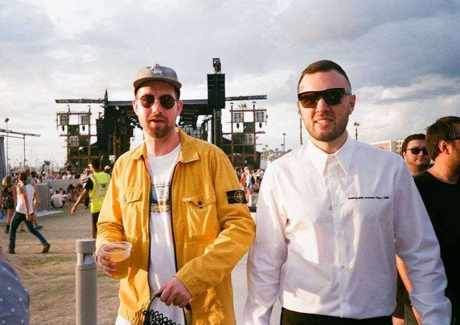 Chris LakeとChris Lorenzoによるコラボプロジェクト「Anti Up」が初のEP『Hey Pablo』を発表!