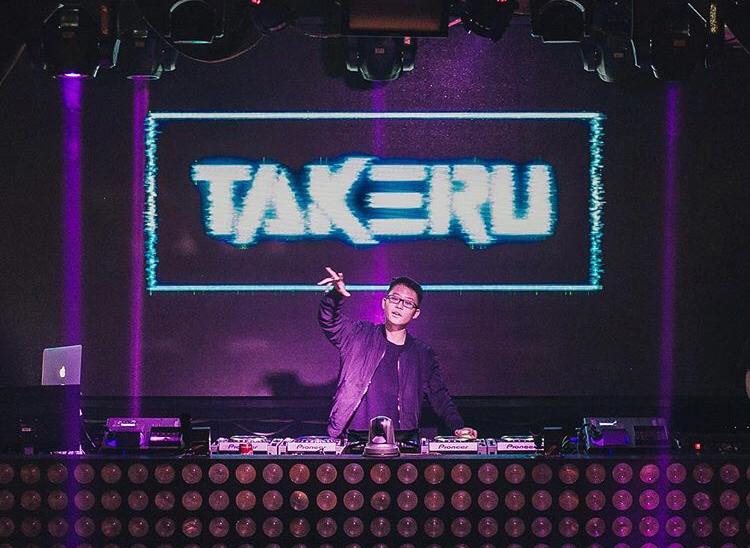 Core Music Festivalの総合プロデュースを手掛け、DJ/プロデューサーとしても活動するTAKERUにインタビュー!