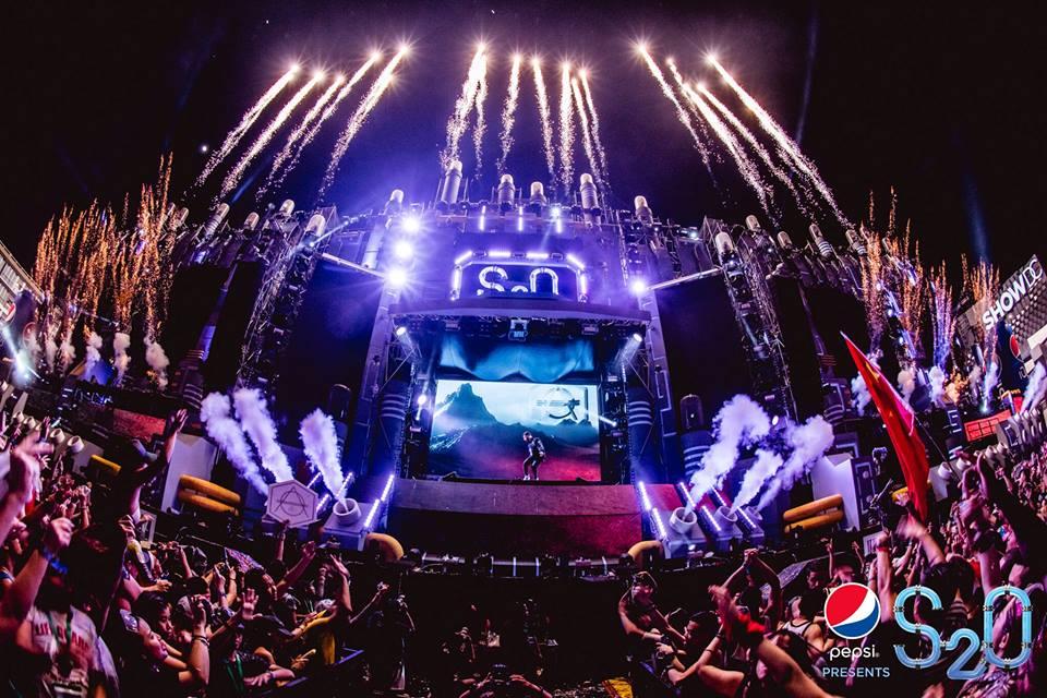 タイ発の水と音楽のフェス「S2O Songkran Music Festival」が2019年7月に台湾で開催決定!