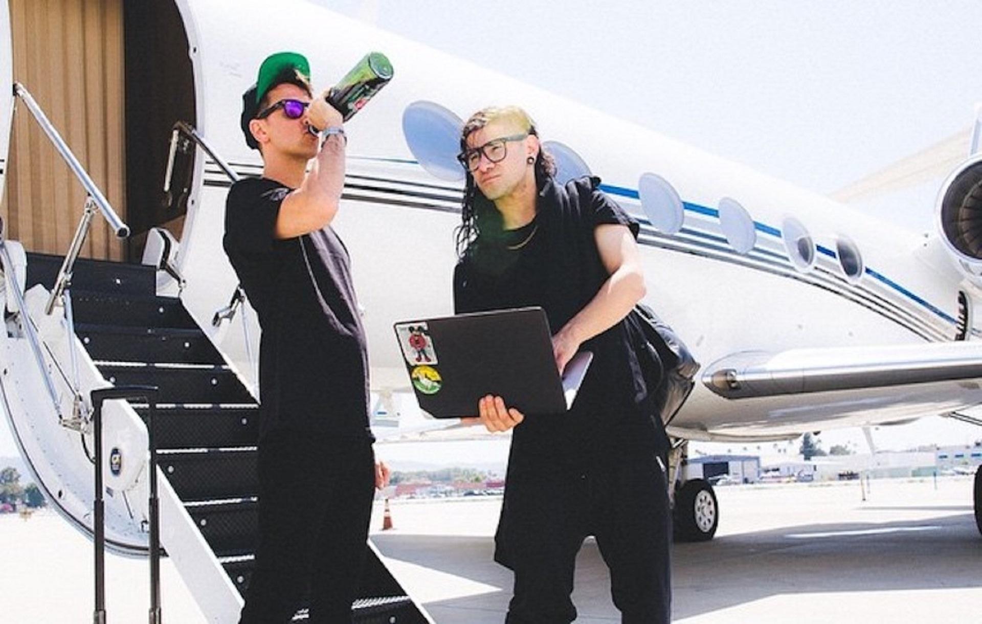 SkrillexがDog BloodとTy Dolla $ignのコラボ曲を近日リリースすることを発表!