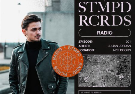 「STMPD RCRDS」がラジオショーをスタート!第1回目のゲストにJulian Jordanが登場!