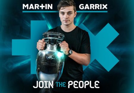 Martin Garrixが「UEFA EURO 2020」の音楽大使に抜擢!テーマソング等をプロデュース!