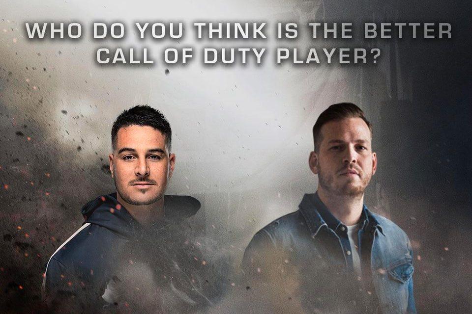BlasterjaxxとFirebeatzが大人気ゲーム『Call of Duty』の最新作をプレイ!ライブ配信も決定!