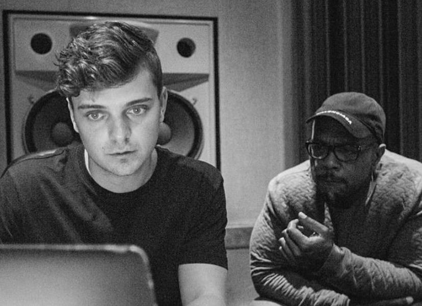 Martin GarrixがTimbalandとコラボ!?一緒にスタジオで作業している写真をアップ!