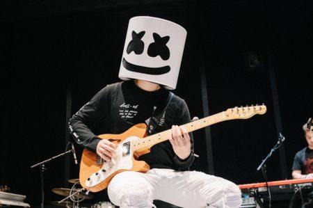 MarshmelloがBlackbearとYUNGBLUDとコラボした新曲が11月13日にリリース決定!