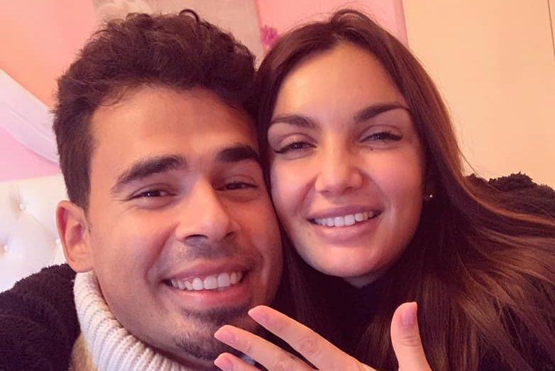Afrojackがランボルギーニ創設者の孫娘であるモデルのElettra Lamborghiniと婚約!