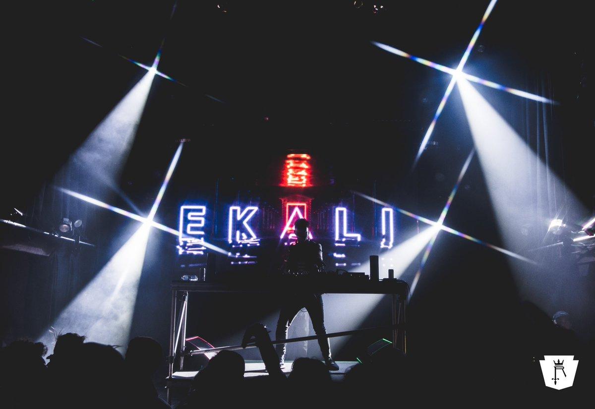 Ekaliがサイドプロジェクトをスタート!2020年にはデビューアルバムもリリース!