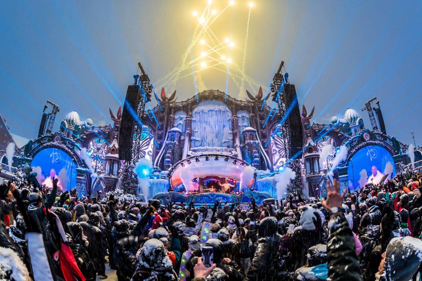 Tomorrowland Winterのライブ配信が決定!ハイクオリティな4K UHDでの視聴も可能!