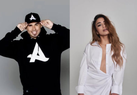 "AfrojackがFifth HarmonyのAlly Brookeとコラボした新曲""All Night""を来週リリース!"