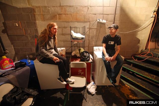 deadmau5がサイドプロジェクト「BSOD」として久しぶりの新曲をリリース!