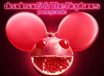 """deadmau5とPharrellがコラボ!The Neptunesとの新曲""""Pomegranate""""を発表!"""
