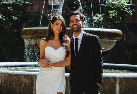 砂漠の上でサプライズプロポーズを成功させたDeniz Koyuが結婚したことを報告!