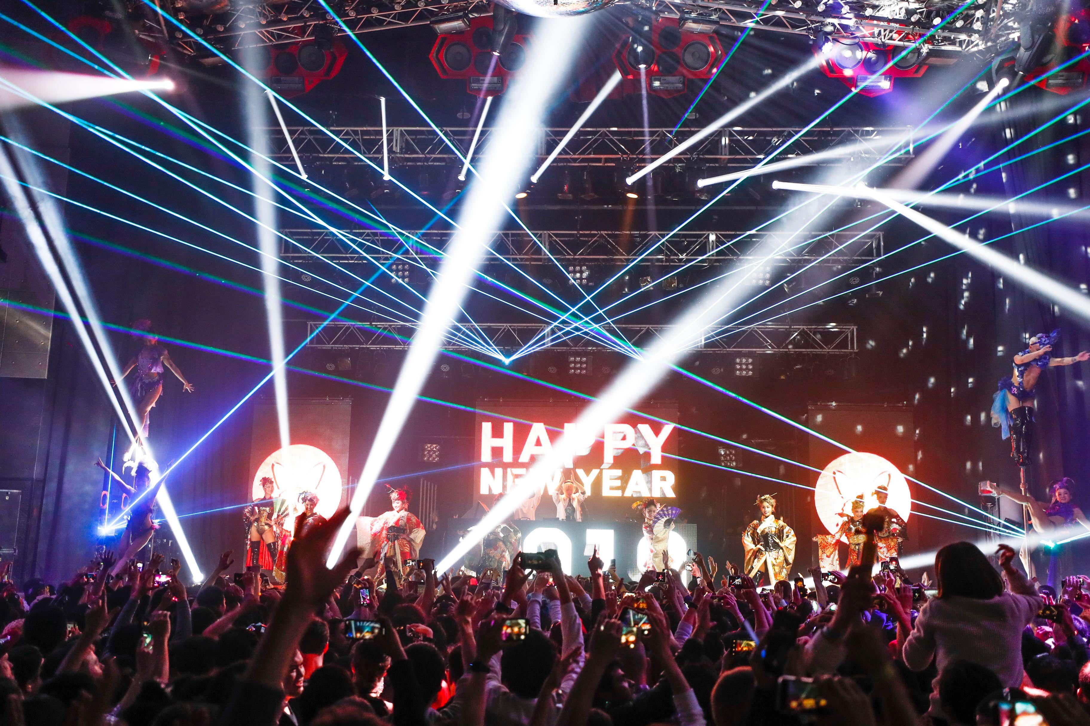 18周年を迎えたageHaのカウントダウンパーティーが開催!豪華フルラインナップ公開!