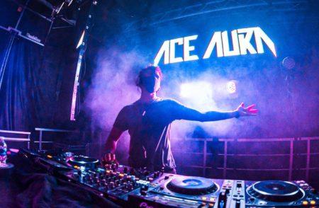 前衛的ジャンル「Colour Bass」を得意とし、ベースミュージック界に衝撃を与えたAce Auraとは!