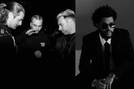 Swedish House Mafiaが人気R&BシンガーのThe Weekndとコラボした新曲を初披露!
