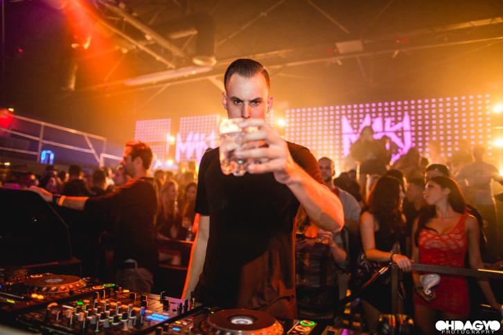 """Create Nightclub Presents """"Noize Fridays"""" w/ MAKJ 11.21.14"""
