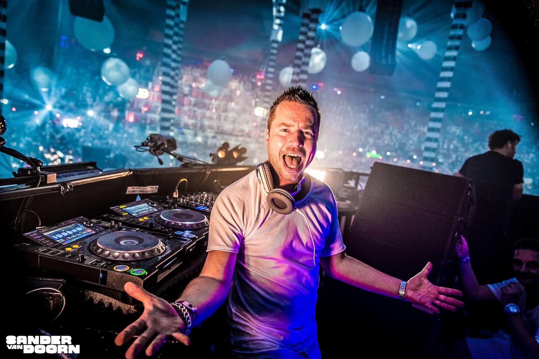 10年に渡り世界人気DJランキングに居座るSander van Doorn(サンダー・ヴァン・ドーン)とは!