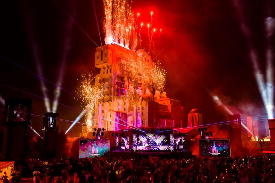 パリのディスニーランドで開催されるEDMフェス「Electroland」が2018年も開催決定!