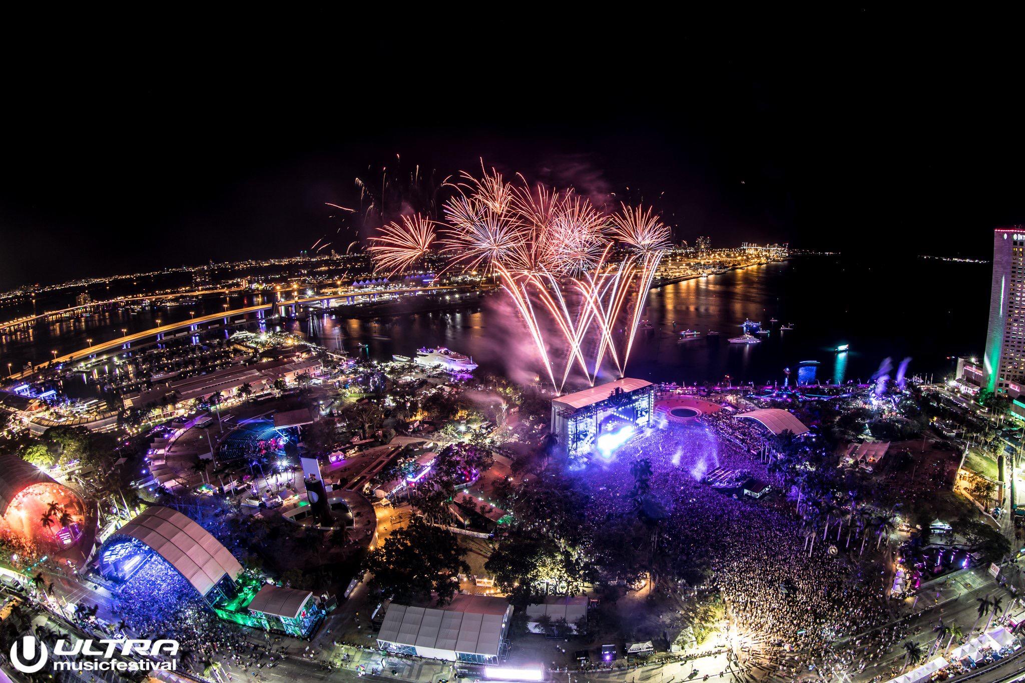 今年の「Ultra Music Festival 2018」で最も多くのDJからプレイされた曲トップ5を紹介!!