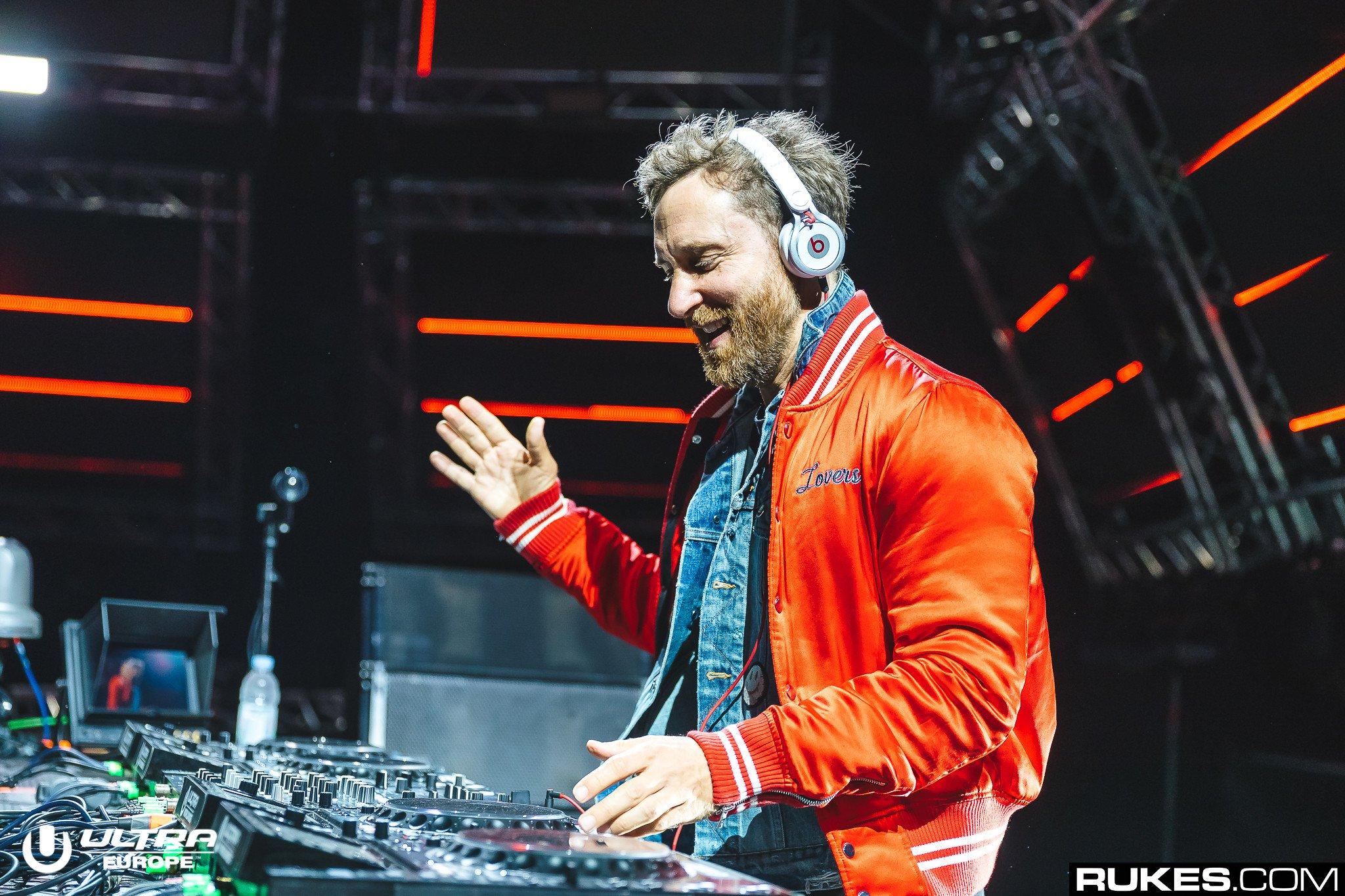 David Guettaが別名義をスタート!?約6年ぶりに「Jack Back」として新曲をリリース!