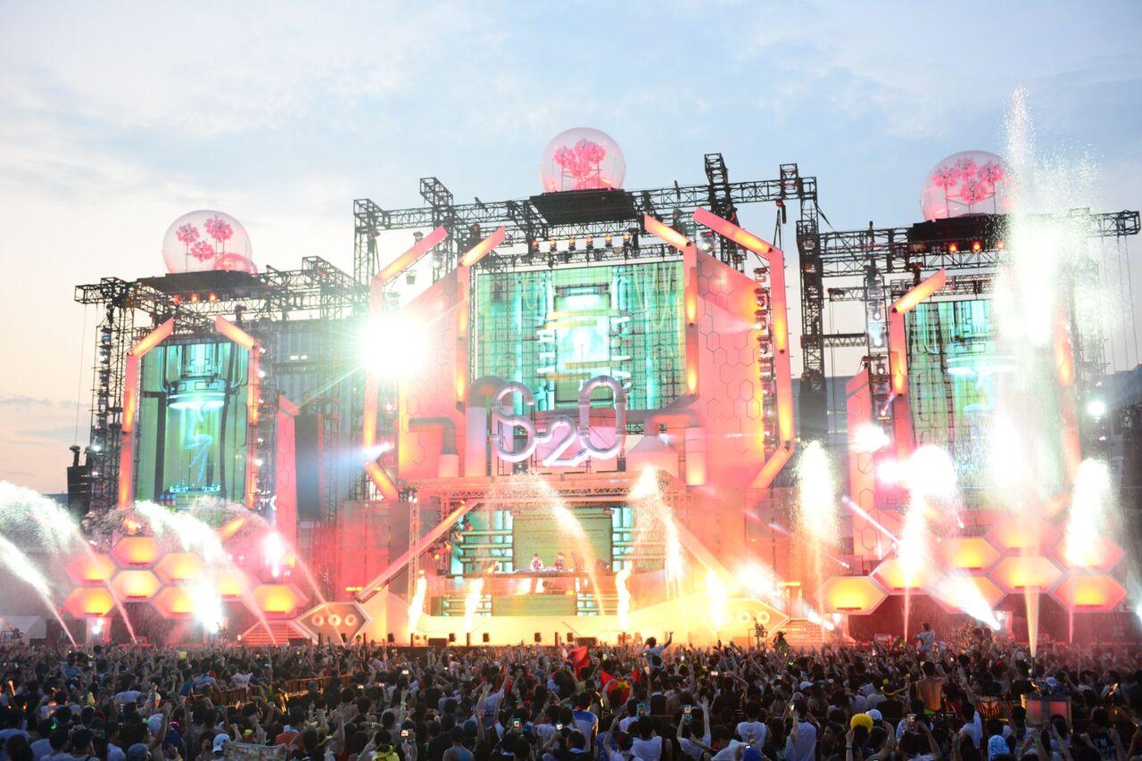 世界で最もずぶ濡れになるフェス「S2O JAPAN SONGKRAN MUSIC FESTIVAL 2018」アフターレポート!