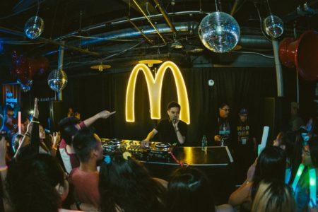 マクドナルドが提供する音楽イベントやキャンペーンが色々と面白い!