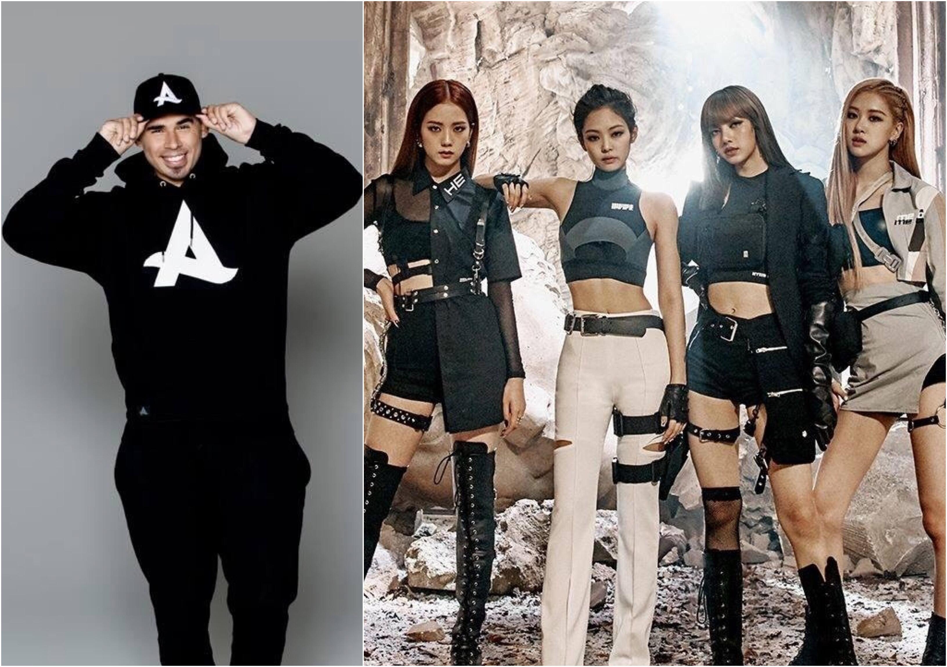 Afrojackが今最も勢いのあるK-POPガールズグループ、BLACKPINKとコラボを切望!