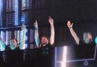 Steve AngelloがSwedish House Mafiaのショーですでに新曲を5つプレイしたことを暴露!