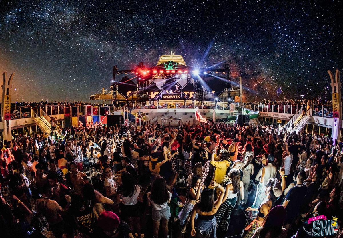 アジア最大級の豪華客船上フェス「IT'S THE SHIP」が2020年8月に韓国で開催決定!