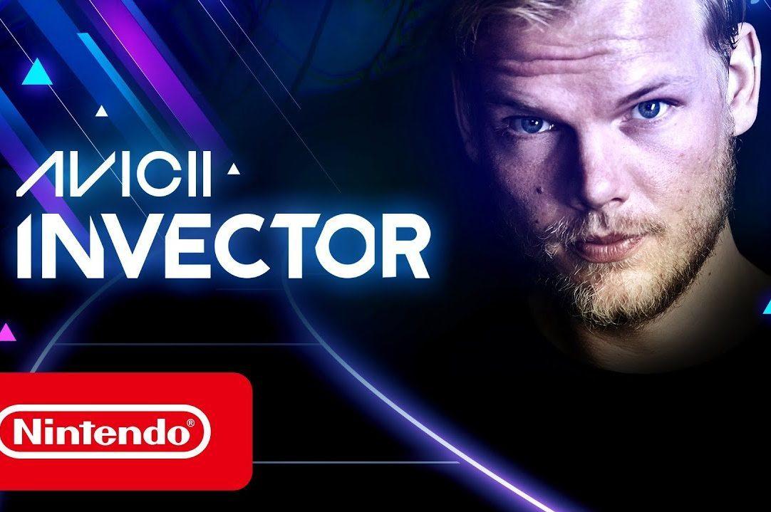 Aviciiの25ものヒット曲を搭載したリズムゲーム『Avicii Invector』がNintendo Switchに登場!