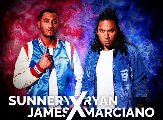 Armin van Buurenから熱烈サポートを受けているSunnery James & Ryan Marcianoが渋谷ATOMに出演!