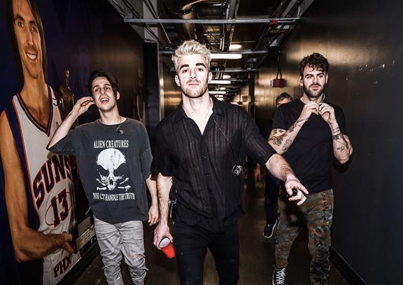The Chainsmokersのニューアルバムが来週リリース決定!blink-182とのコラボ曲も収録!