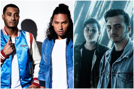 "Sunnery James & Ryan MarcianoとMagnificenceのコラボ曲""Monster""が12月6日にリリース!"
